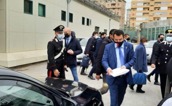 Caso Open Arms il gup ha deciso Salvini va processato
