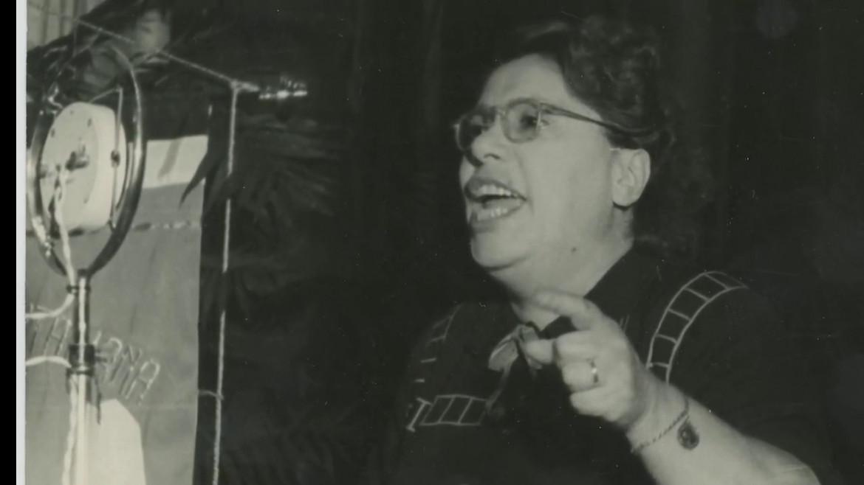 Teresa Noce, foto di Archivio Gramsci