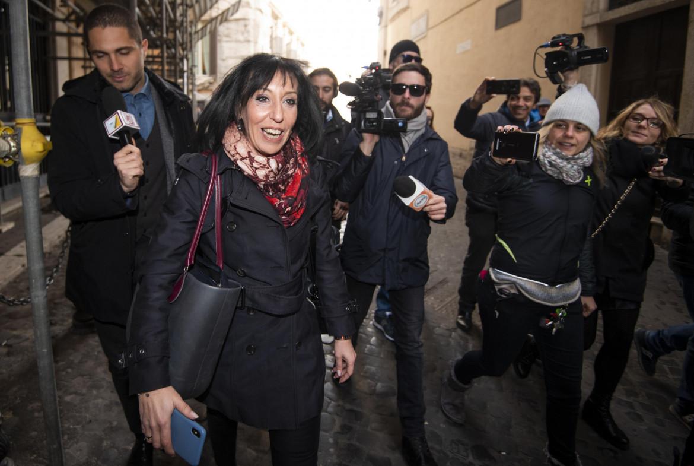 La sottosegretaria alla giustizia Anna Macina (M5S)