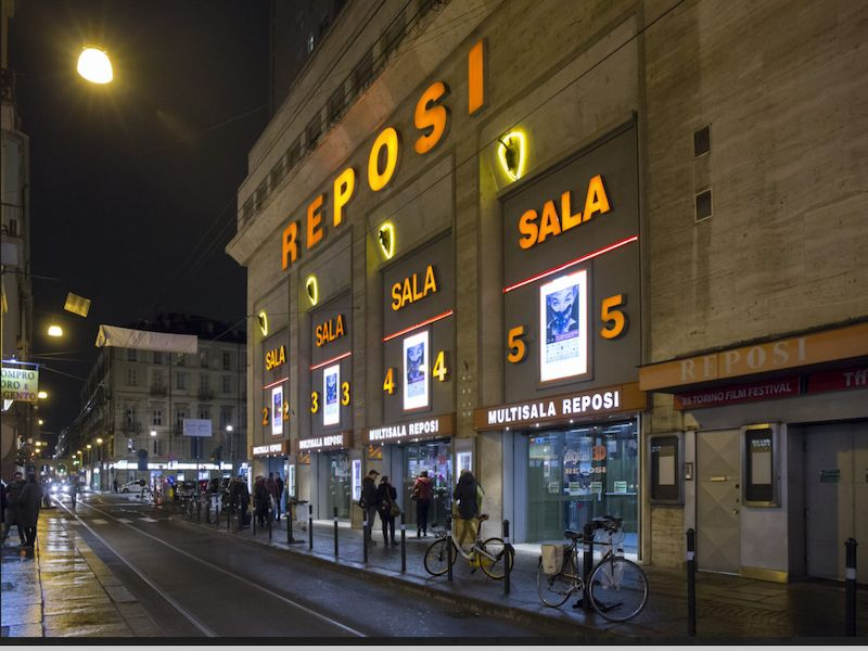 Multisala Reposi a Torino