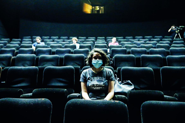 spettatori in una sala