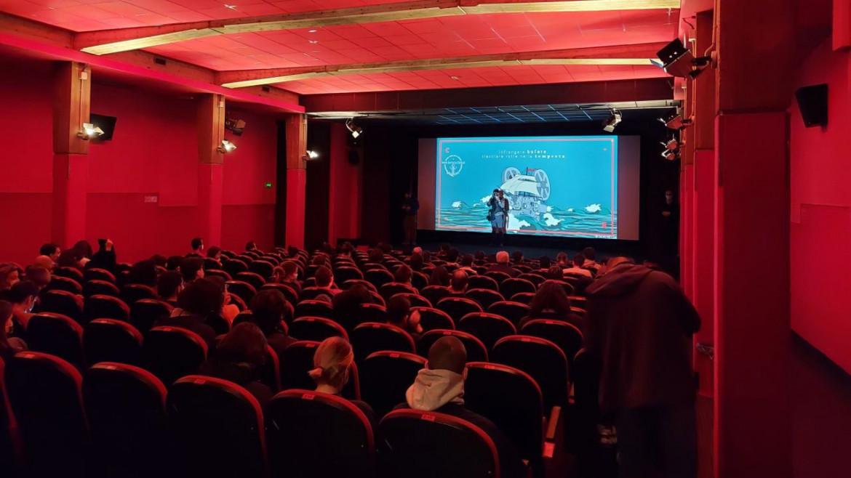 Il cinema Beltrade di Milano