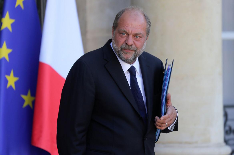 Il ministro della Giustizia francese, Eric Dupont-Moretti