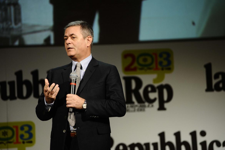 Ezio Mauro è stato direttore de La Stampa prima e di Repubblica poi dal 1992 al 2016