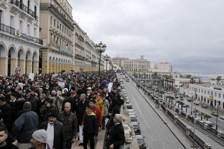 Algeri, 17 aprile 2021