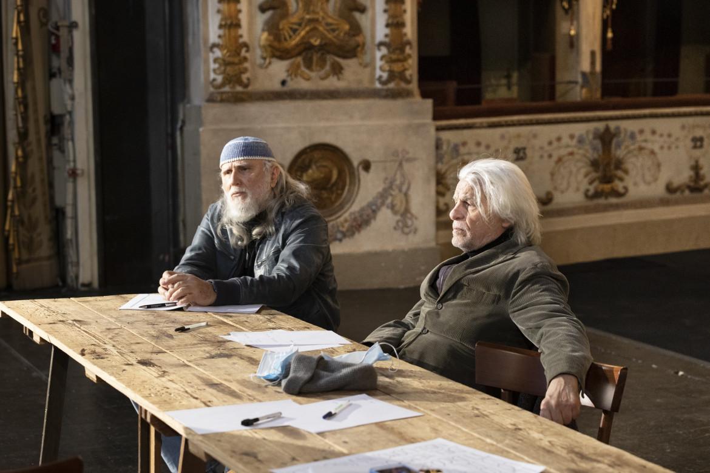 Moni Ovadia e Michele Placido, Teatro comunale di Ferrara