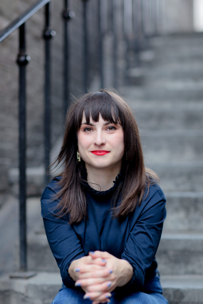 Lara Williams, foto di Justine Stoddart