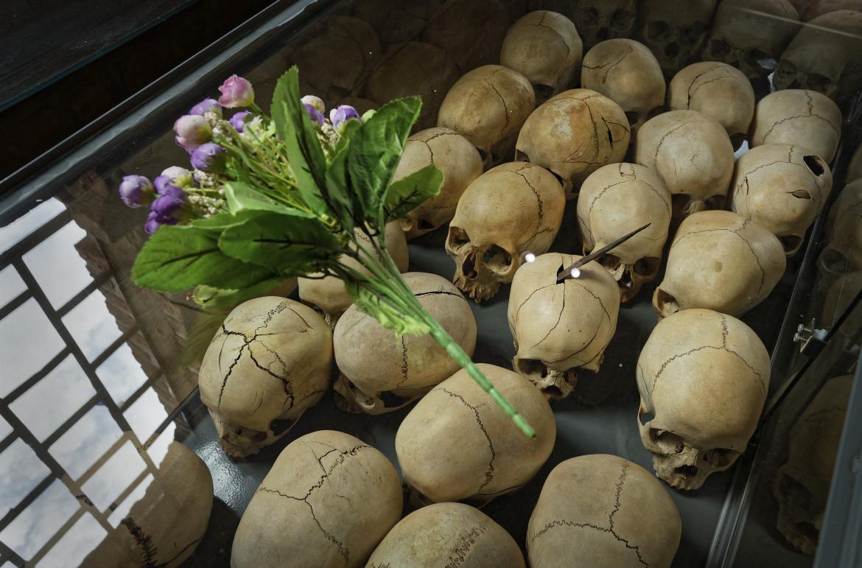 Memoriale del Genocidio di Kigali, Ruanda