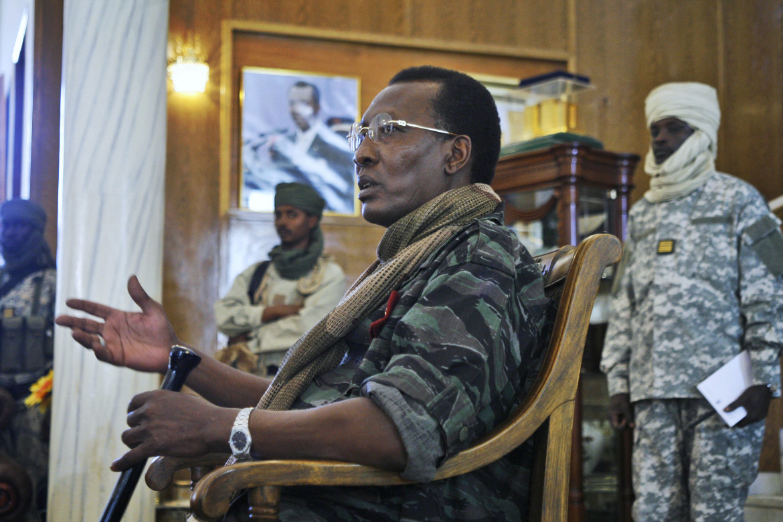 «Il Presidente della Repubblica, Maresciallo e Capo delle Forze Armate, Idriss Deby Itno»