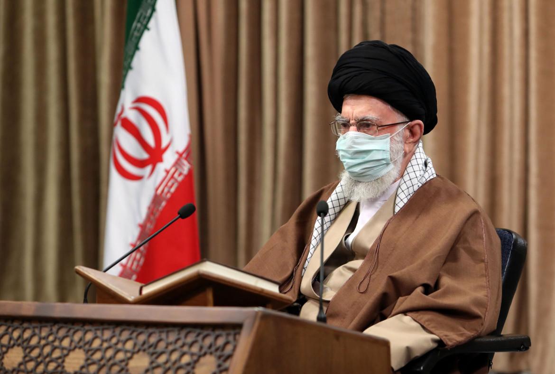 L'ayatollah Ali Khamenei