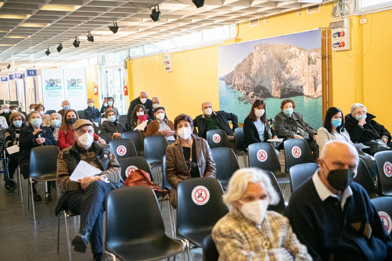 L'hub vaccini di Cagliari