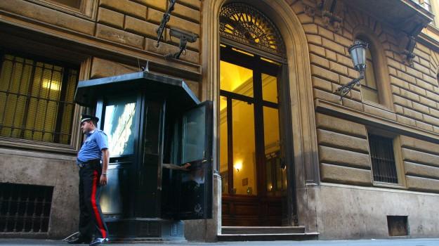 Roma, palazzo San Macuto, sede della commissione bicamerale antimafia