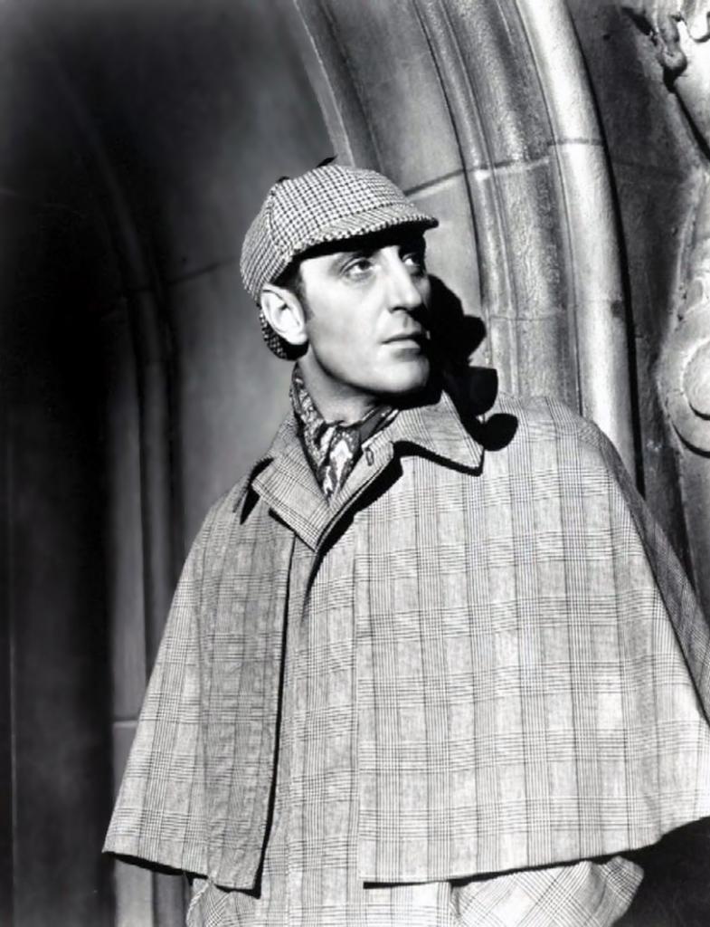 Basil Rathbone, uno dei più celebri Sherlock Holmes della storia del cinema