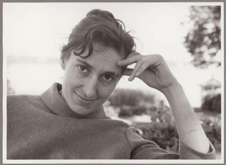 La scrittrice Katarina Taikon