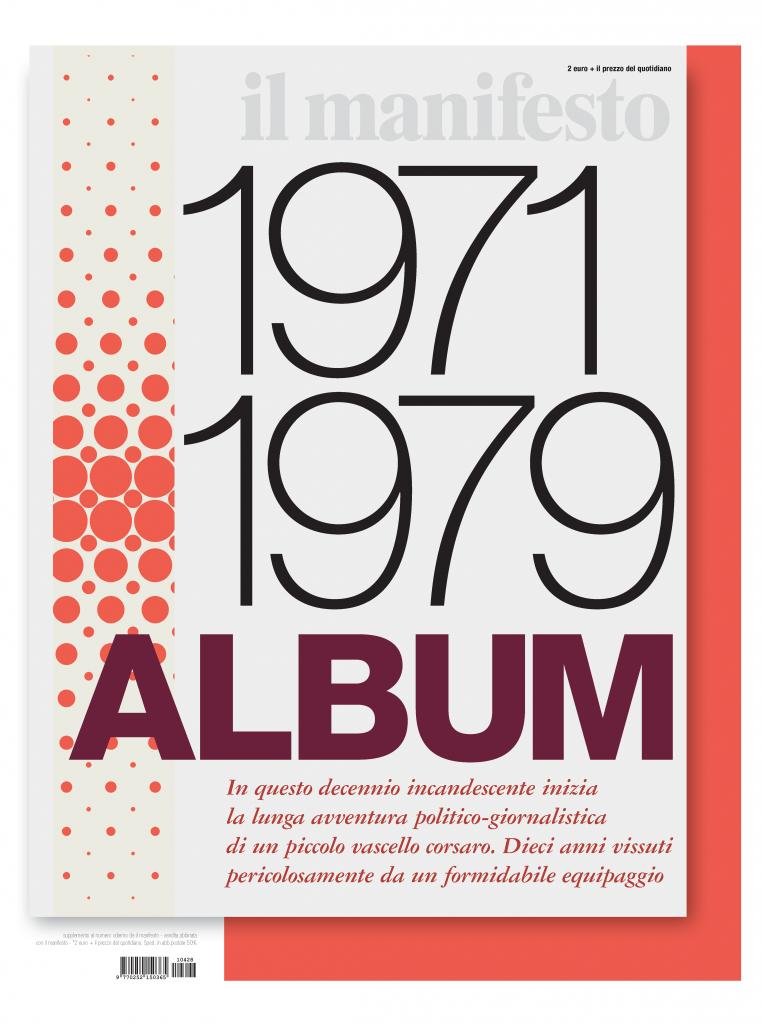 La copertina del supplemento in edicola dal 28 aprile