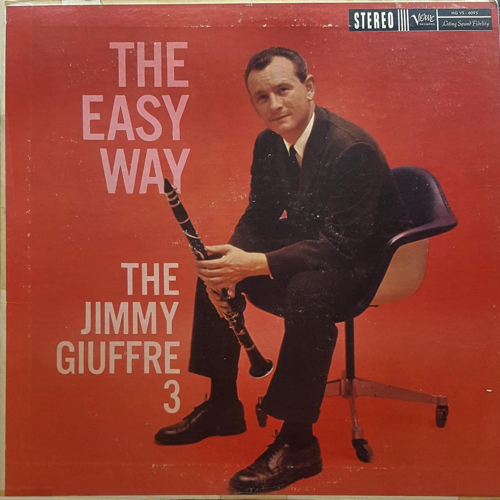La copertina di «The Easy Way», album del 1959 di Jimmy Giuffre