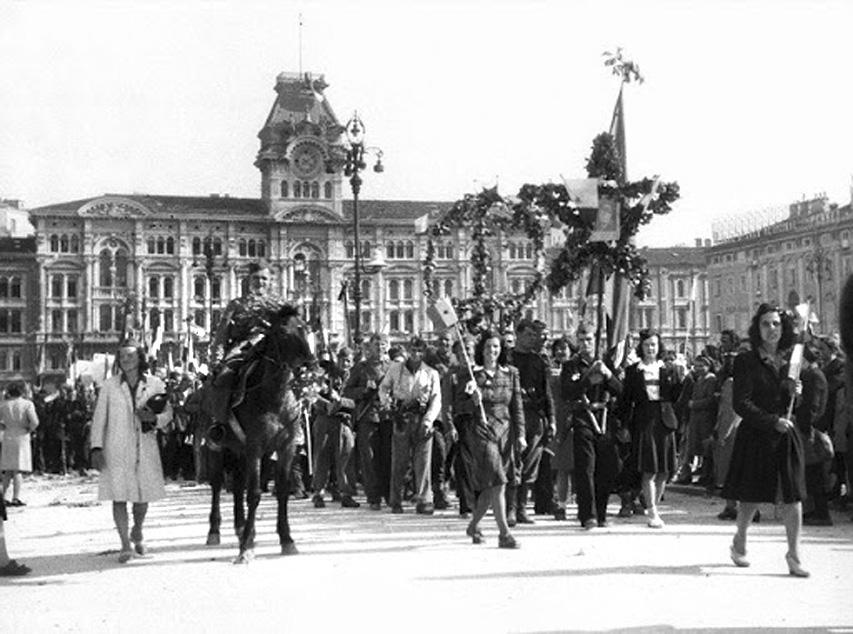 Trieste, 3 maggio 1945