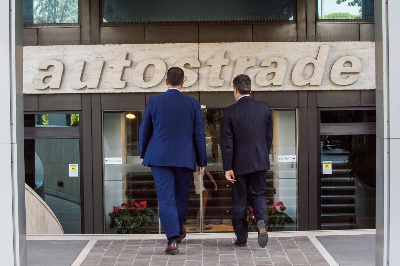 La sede di Autostrade per l'Italia