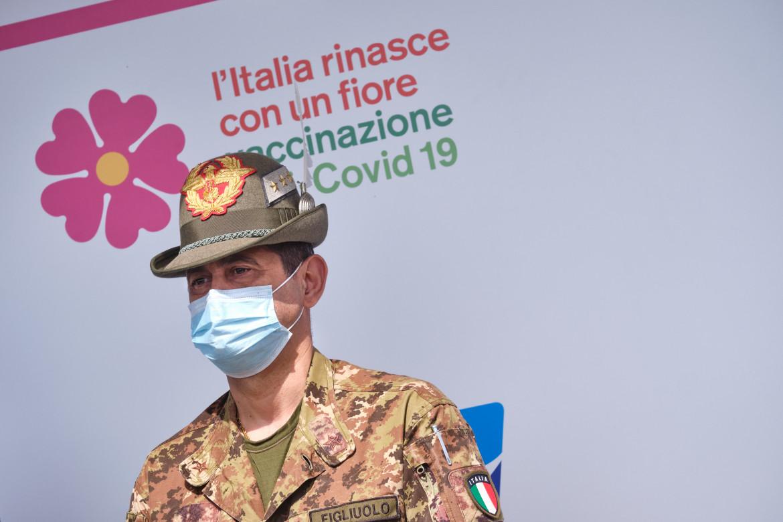 Il generale Francesco Paolo Figliuolo