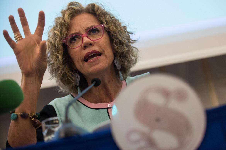 La senatrice Pd Monica Cirinnà pronta a candidarsi alle primarie per Roma