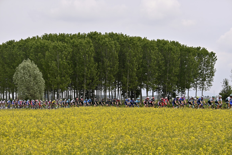 Giro d'Italia 2021 - edizione 104 - Tappa 2 - Da Stupinigi (Nichelino) a Novara (km 179)