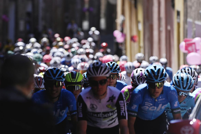 Giro d'Italia. Tappa 12.