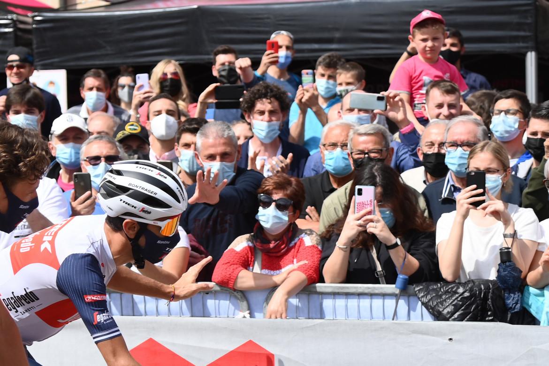 Giro d'Italia 2021 - edizione 104 - Tappa 14 - Da Cittadella a Monte Zoncolan