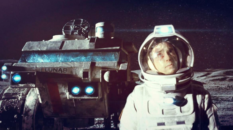 Un fotogramma tratto dal film «Moon», diretto da Duncan Jones (2009)