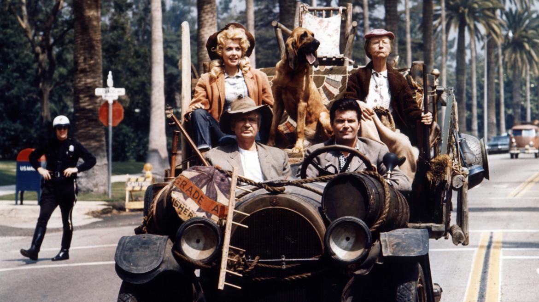 Un'immagine dalla serie tv «The Beverly Hillbillies»