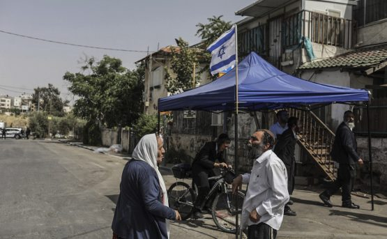 Suad Amiry La disobbedienza di Gerusalemme la vera resistenza