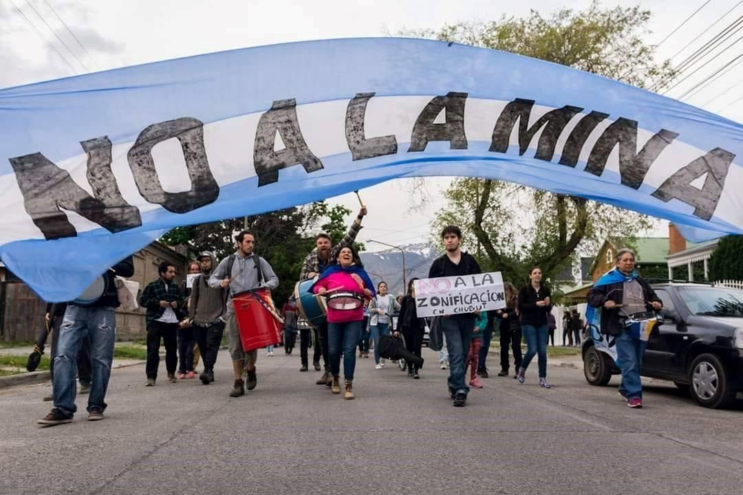 Le proteste a Chabut