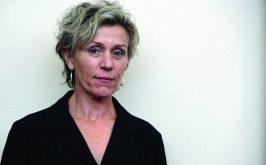 Frances McDormand percorsi fra resilienza e nuove vite