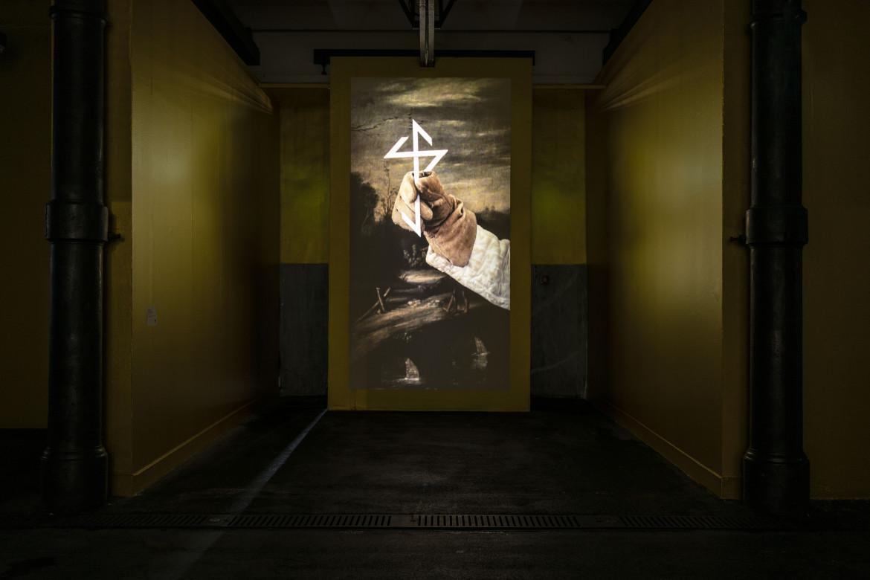 Dalla Storia della Vera Croce di Luigi Presicce