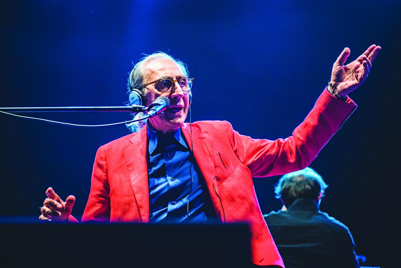 Franco Battiato, 2016