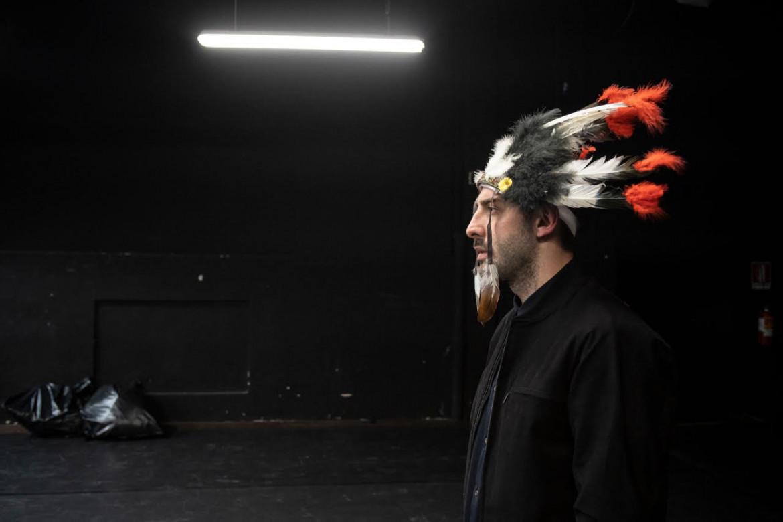 Francesco Alberici in «Chi ha ucciso mio padre»