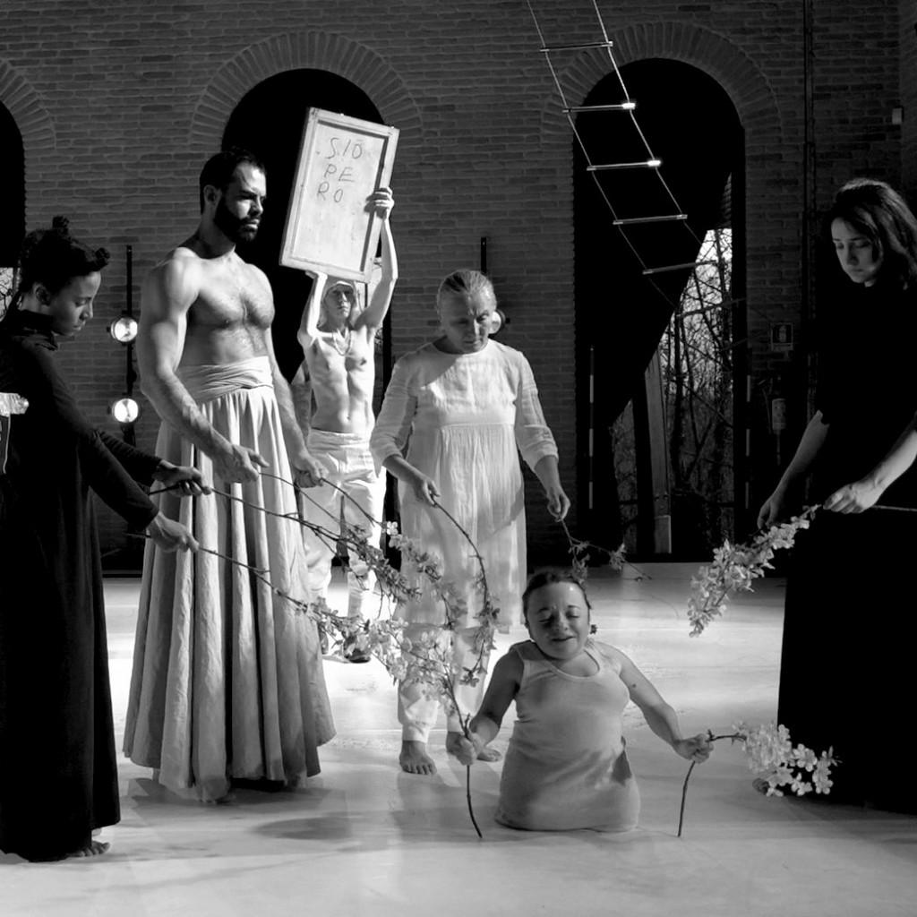Una scena da «Enigma. Requiem per Pinocchio»