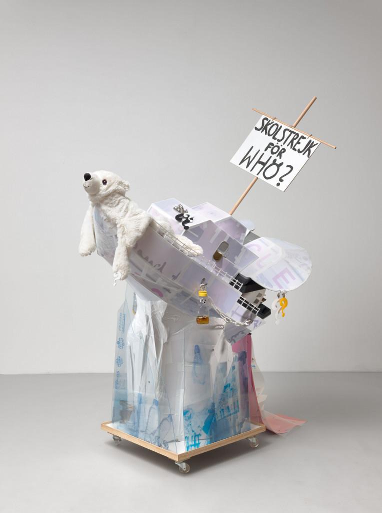 «Who...er», l'opera di Simon Fujiwara