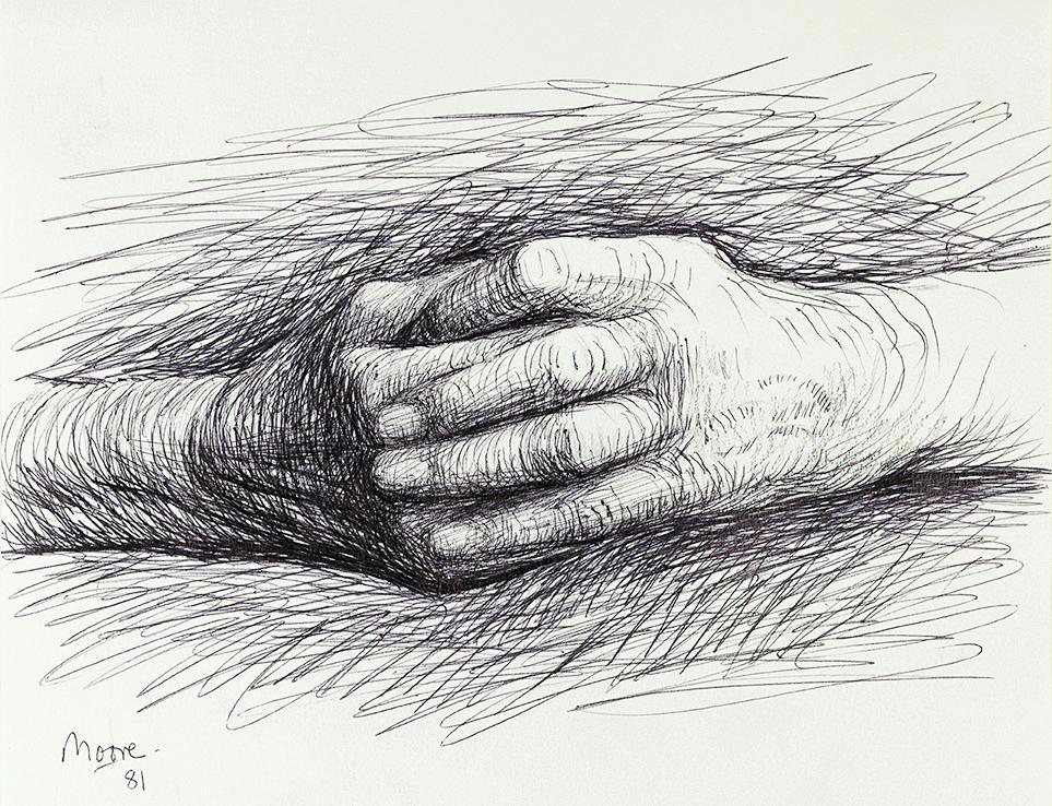 Henry Moore, dalla serie