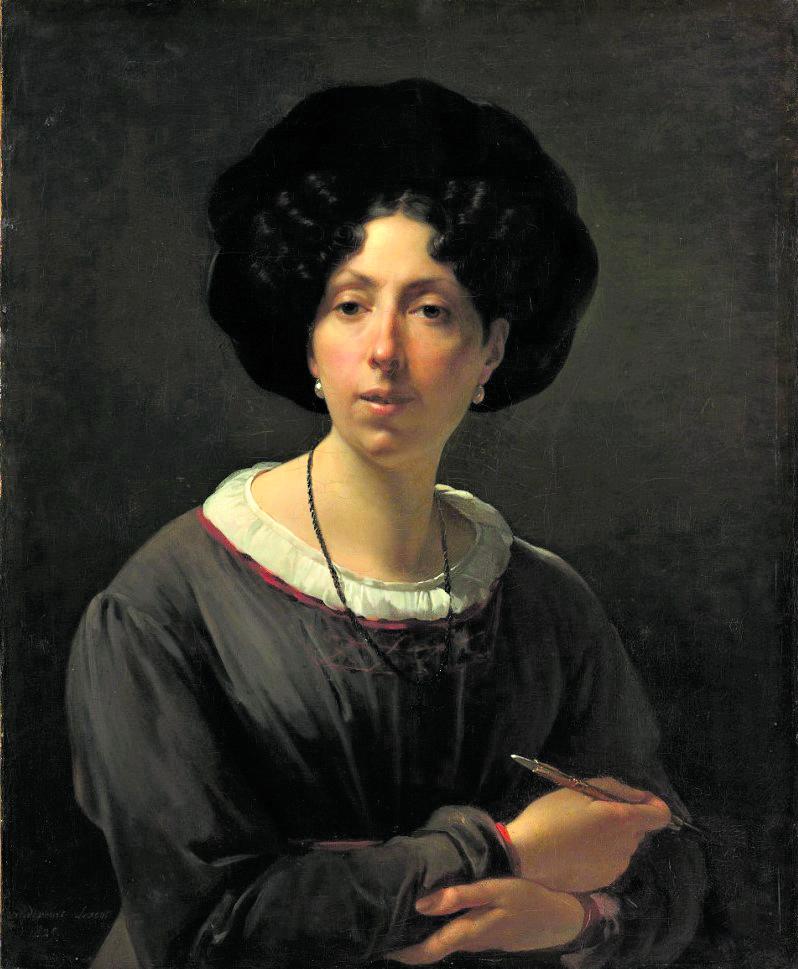 Hortense Haudebourt-Lescot,