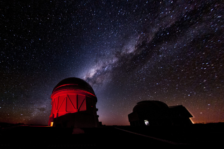 «The Dark Energy Survey», foto di Reidar Hahn, Fermilab
