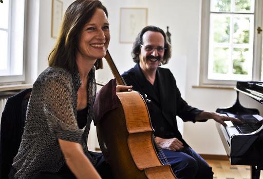 Anja Lechner e Francois Couturier