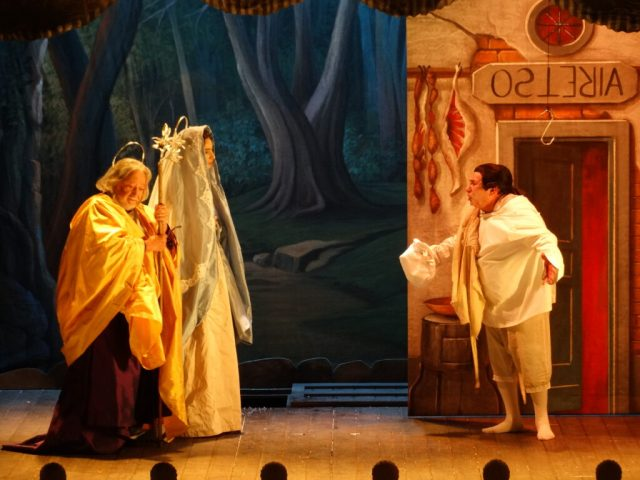 Una scena da «Trianon Opera»