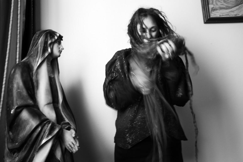 Fotografia di Giampiero Corelli  dalla serie  Le tremende, 2017