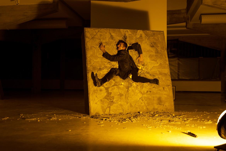 Sisyphus-Trans-Form_Collezione Maramotti_Apertura Festival Reggio Emilia
