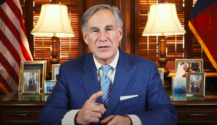 Greg Abott, governatore del Texas