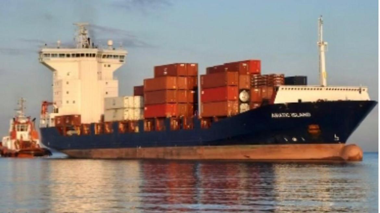 La nave Asiatic Island transitata a Livorno carica di armi per Israele
