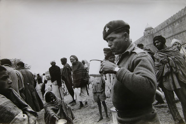 Delhi, marzo 1971 (ph Gino Ferri)