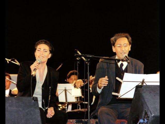 Franco Battiato e Giuni Russo