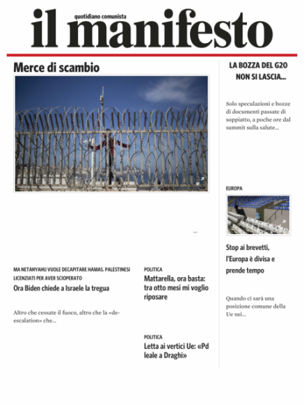 Edizione del 20052021