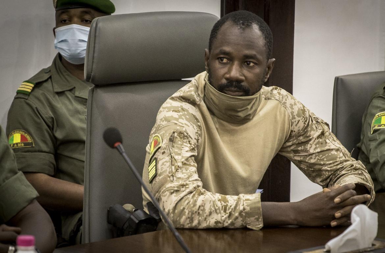 Il colonnello dell'esercito maliano Assimi Goïta